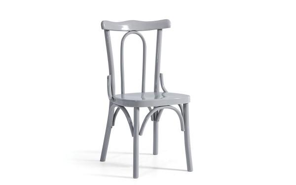 Grey Sandalye